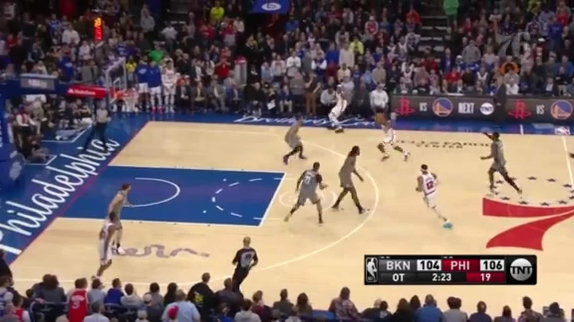Joel Embiid | Highlights vs. Brooklyn Nets (02.20.2020)