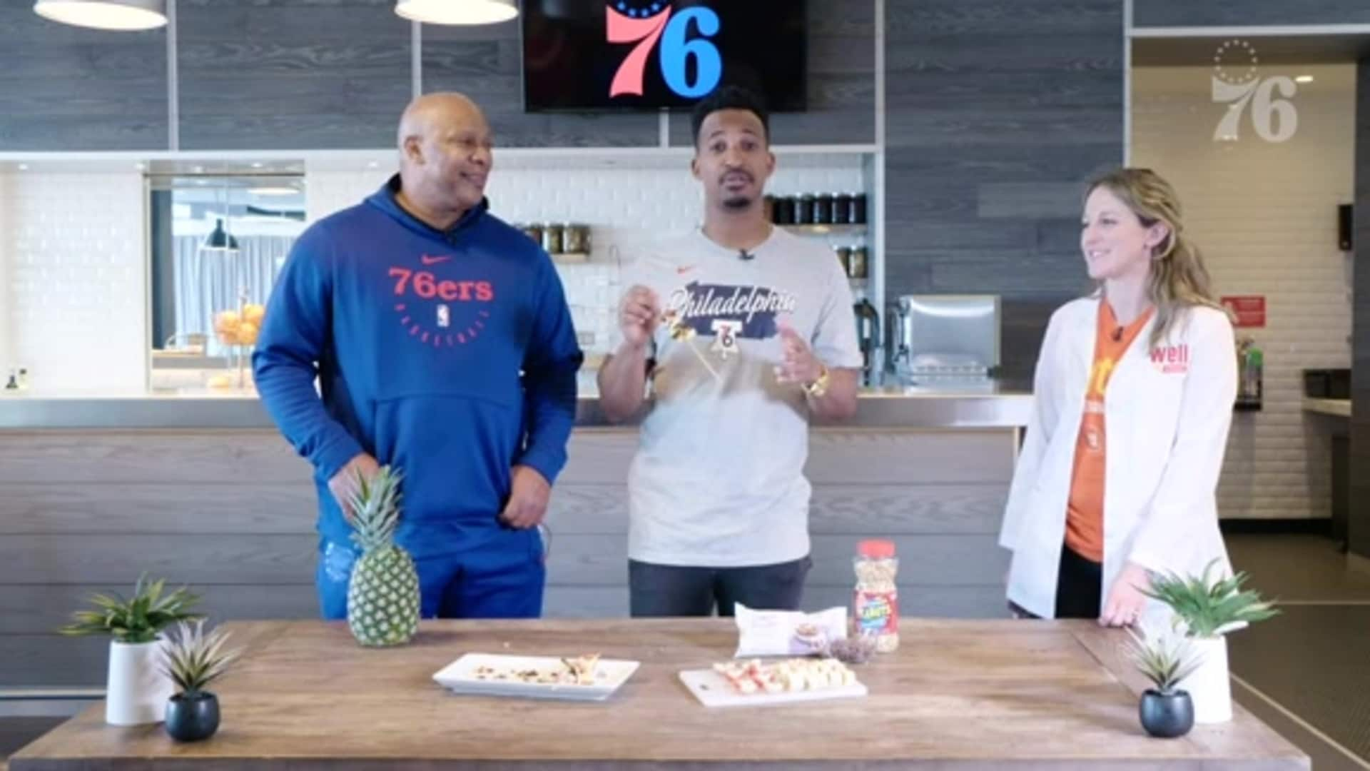 Philadelphia 76ers and Shoprite Presents: Smart Meals