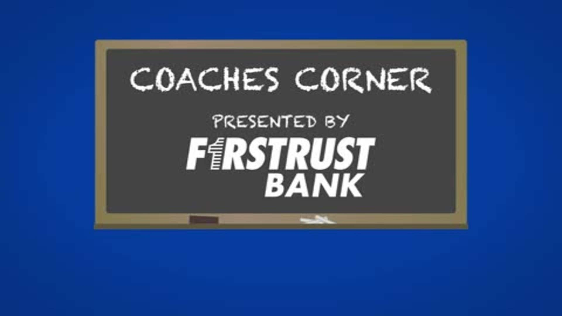 Coach's Corner Presented by Firstrust Bank: Episode 1