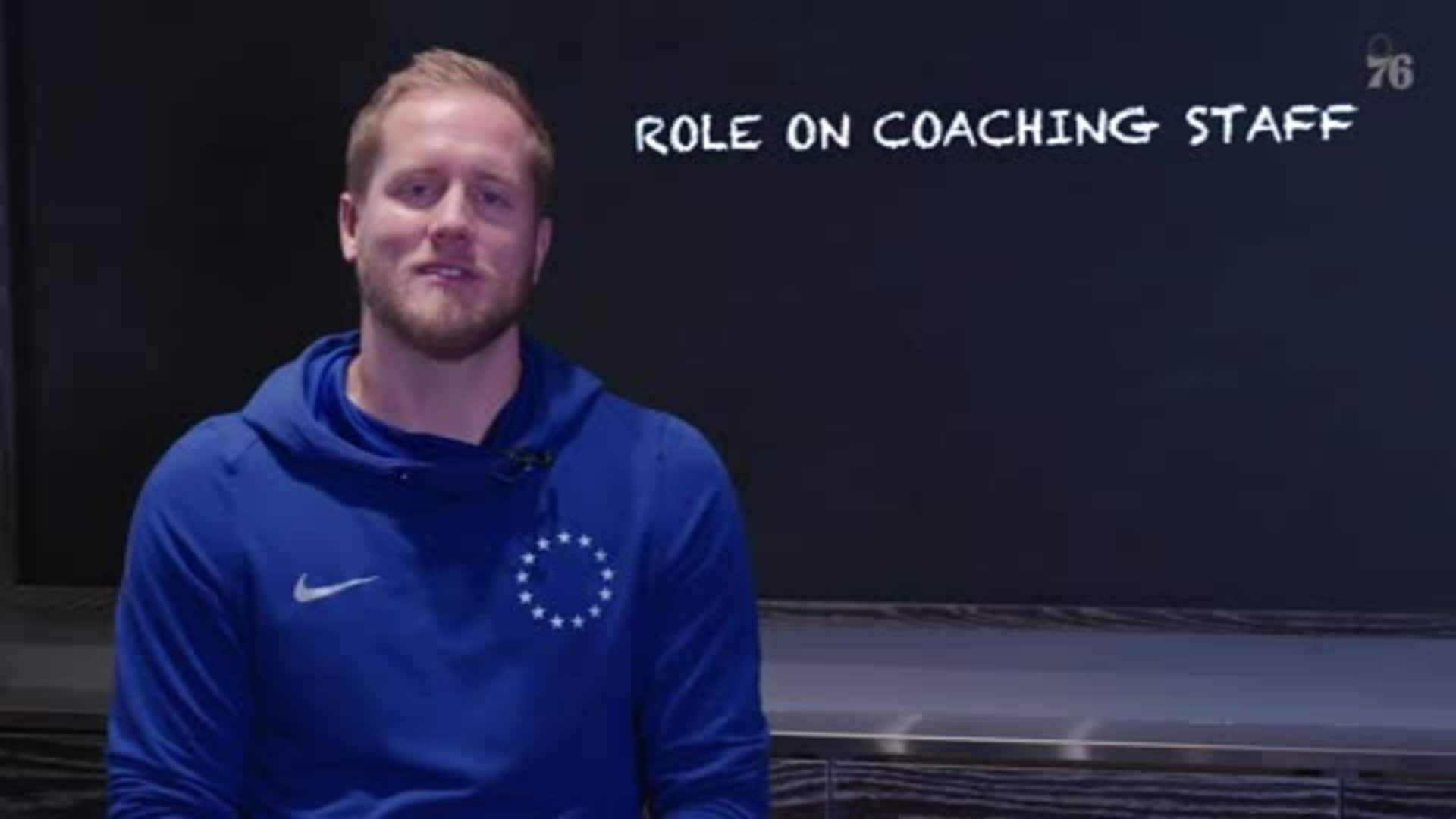 Coach's Corner Presented by Firstrust Bank: Episode 3