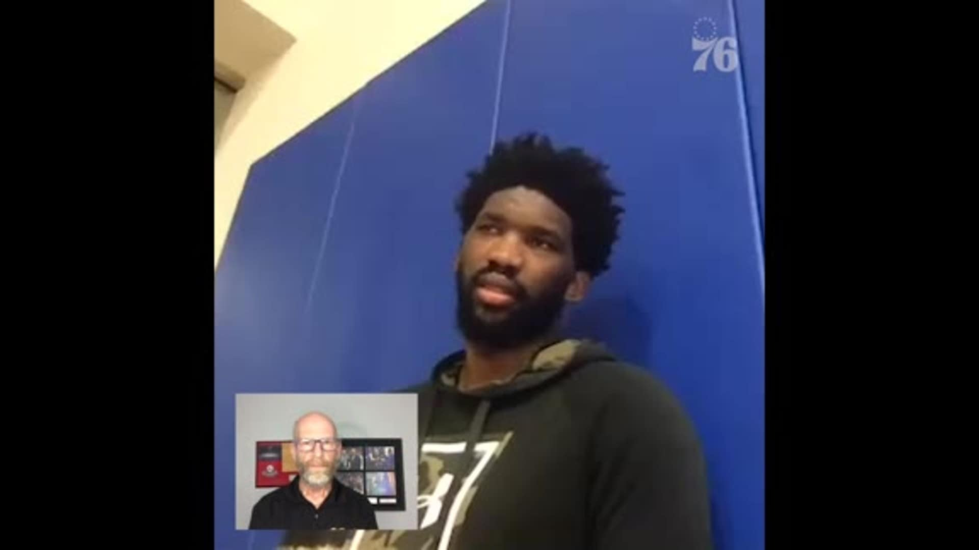 Joel Embiid's Message To You