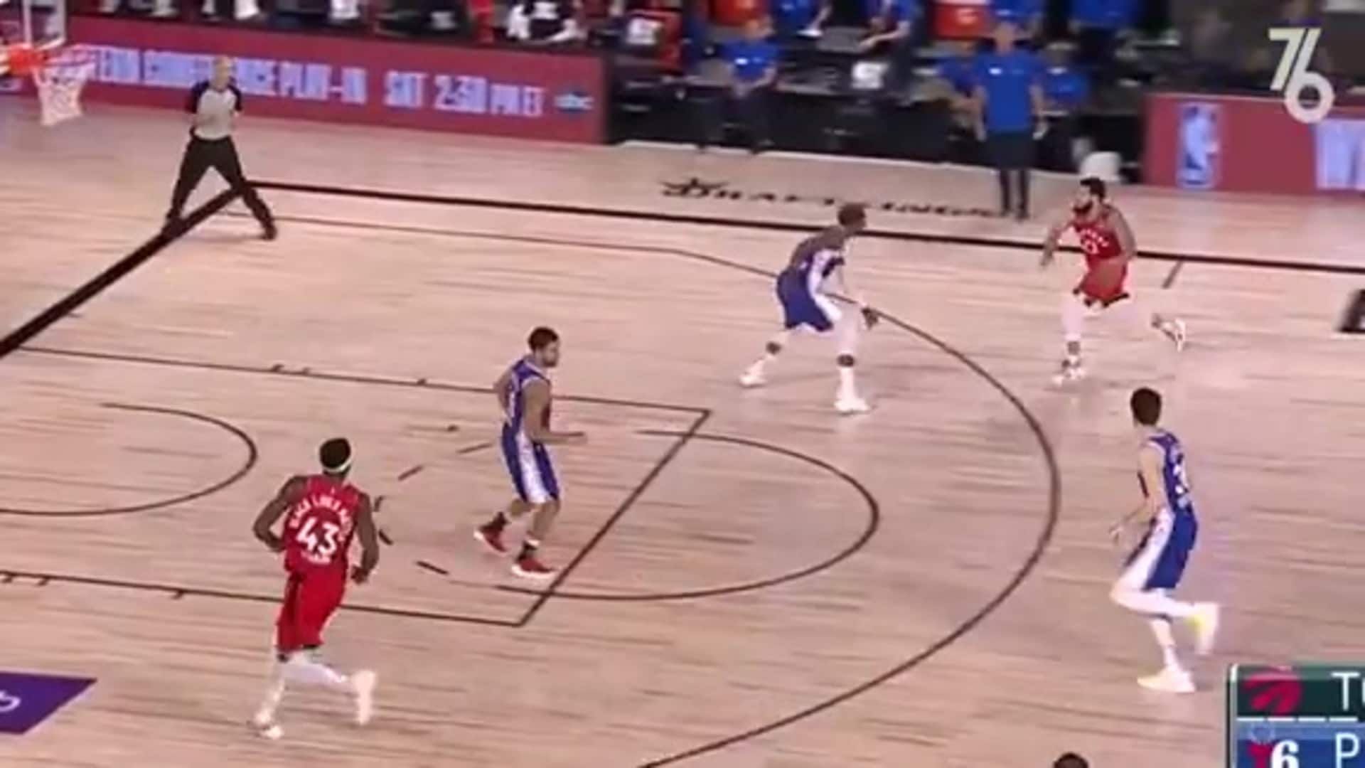 Tobias Harris | Highlights vs. Toronto Raptors (08.12.2020)