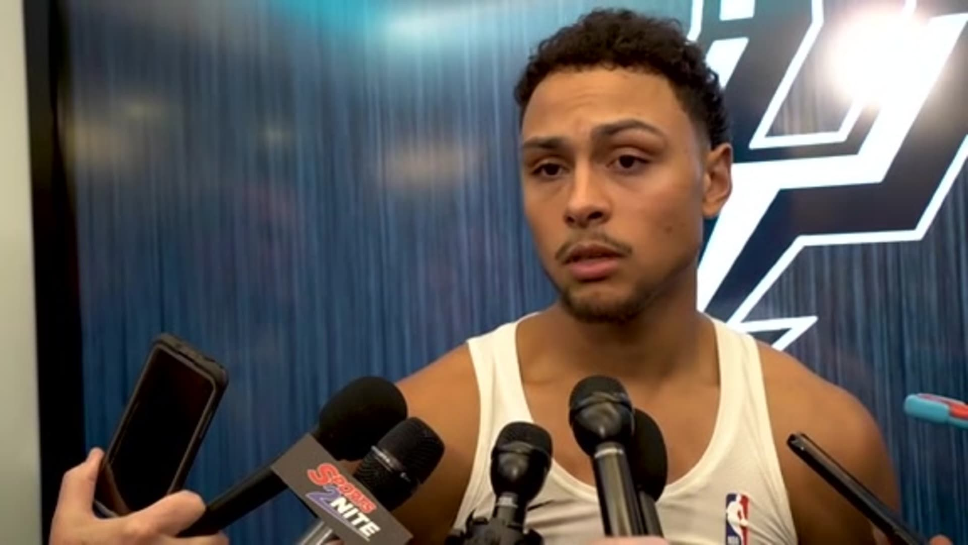 Bryn Forbes - Postgame 11/7/19