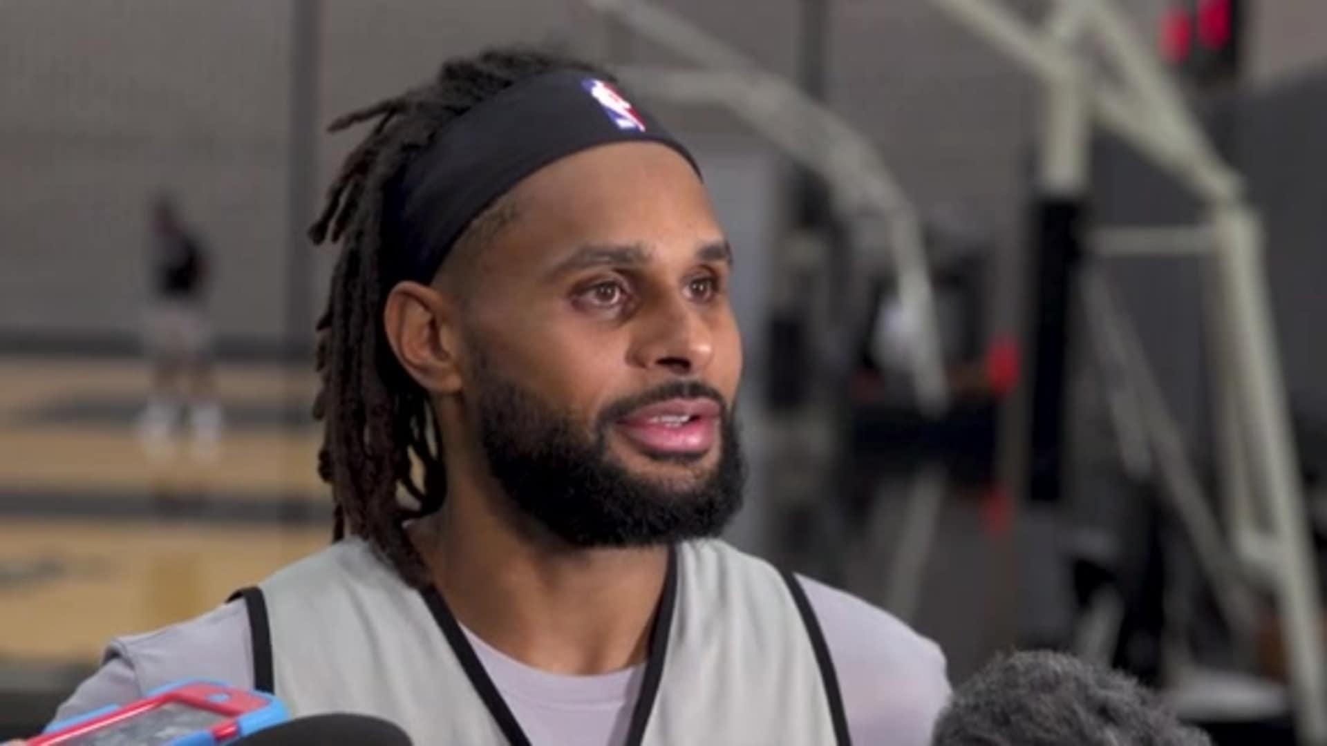 Patty Mills - Shootaround 11/11/19