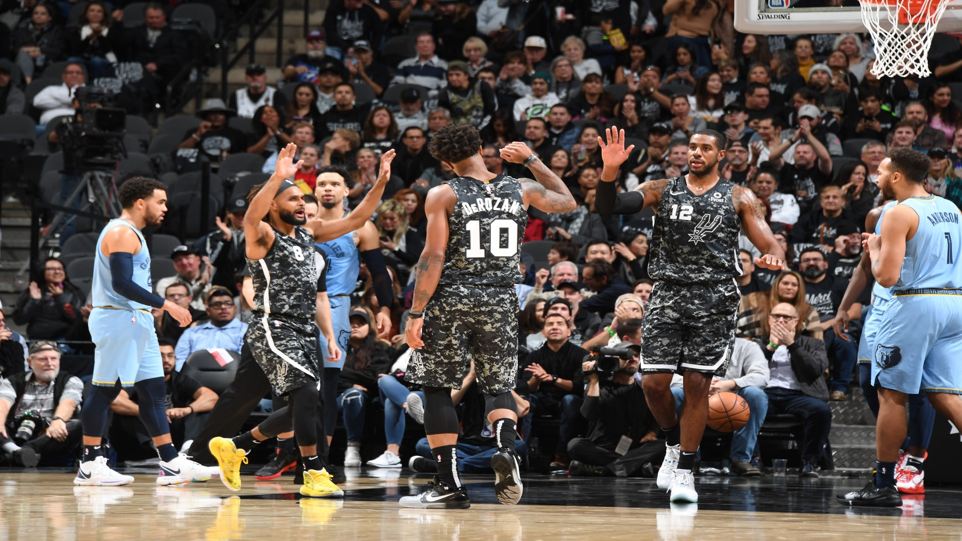Highlights: Spurs vs. Grizzlies 11/11