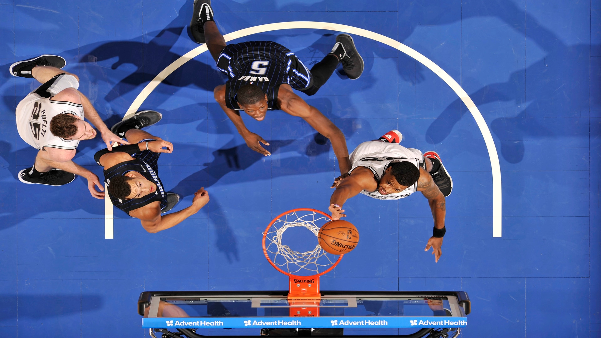 Highlights: Spurs vs. Magic 11/15