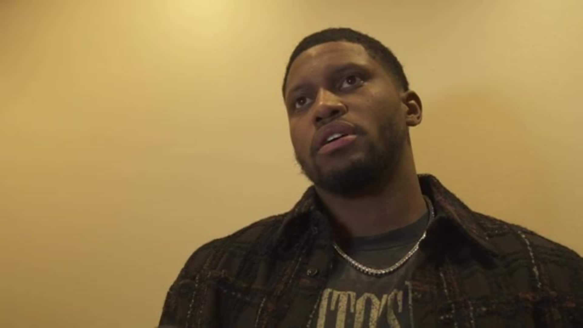 Rudy Gay - Postgame 11/18