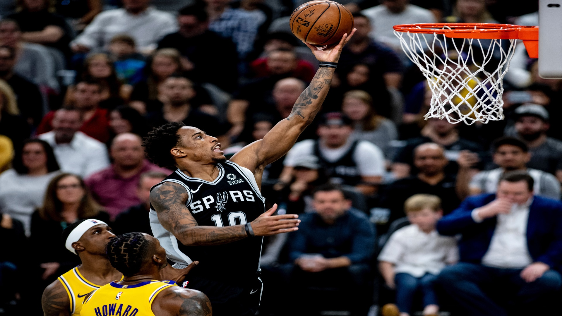 Highlights: Spurs vs. Lakers 11/25