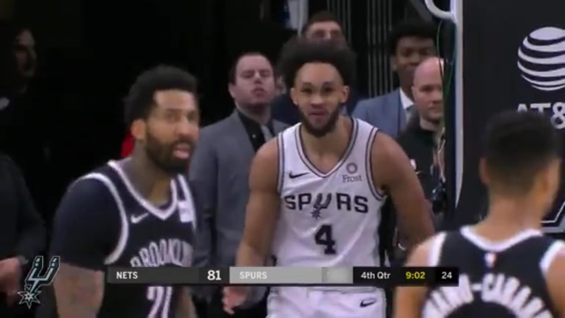 Highlights: Spurs vs. Nets 12/19
