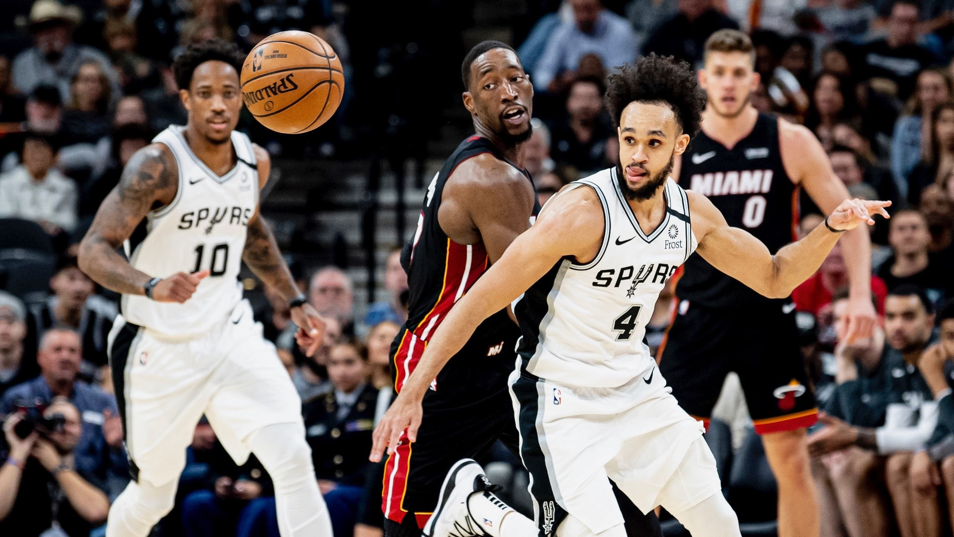 Highlights: Spurs vs. Miami Heat 1/19