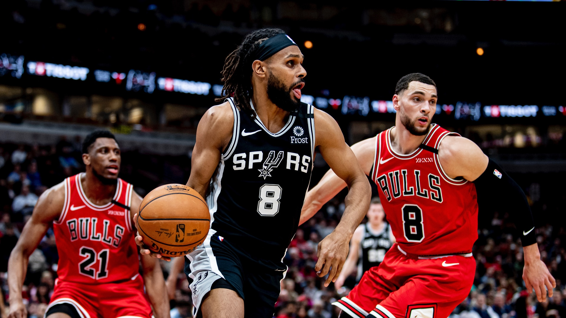 Highlights: Spurs vs. Bulls 1/27