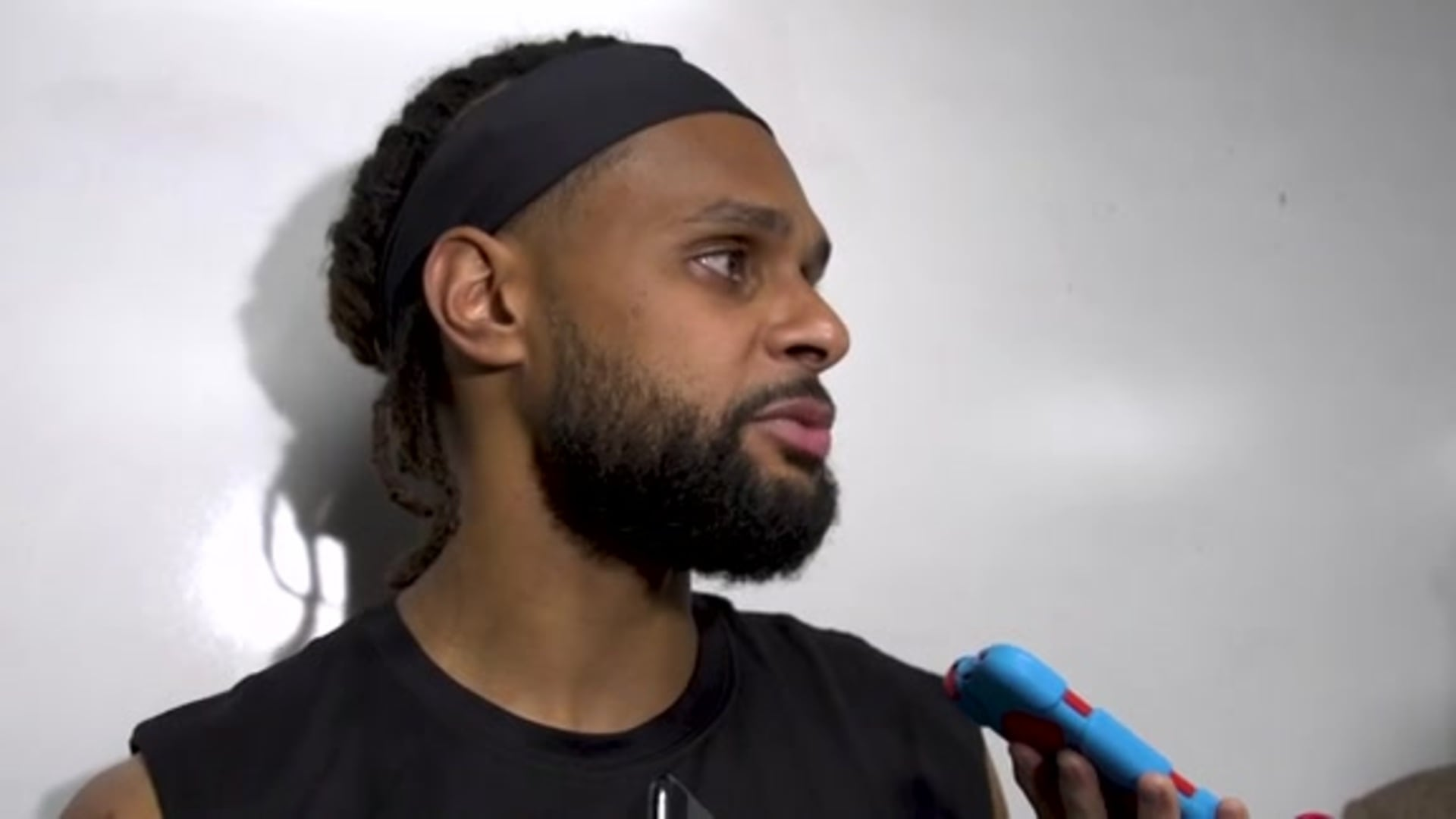 Patty Mills - Postgame 03/03/20