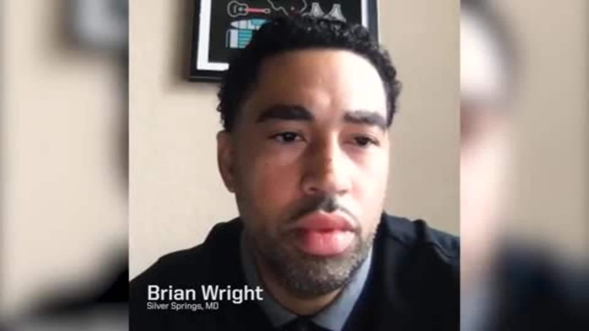 Brian Wright | Spurs Voices