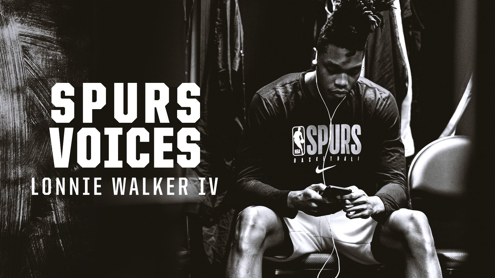 Lonnie Walker IV | Spurs Voices