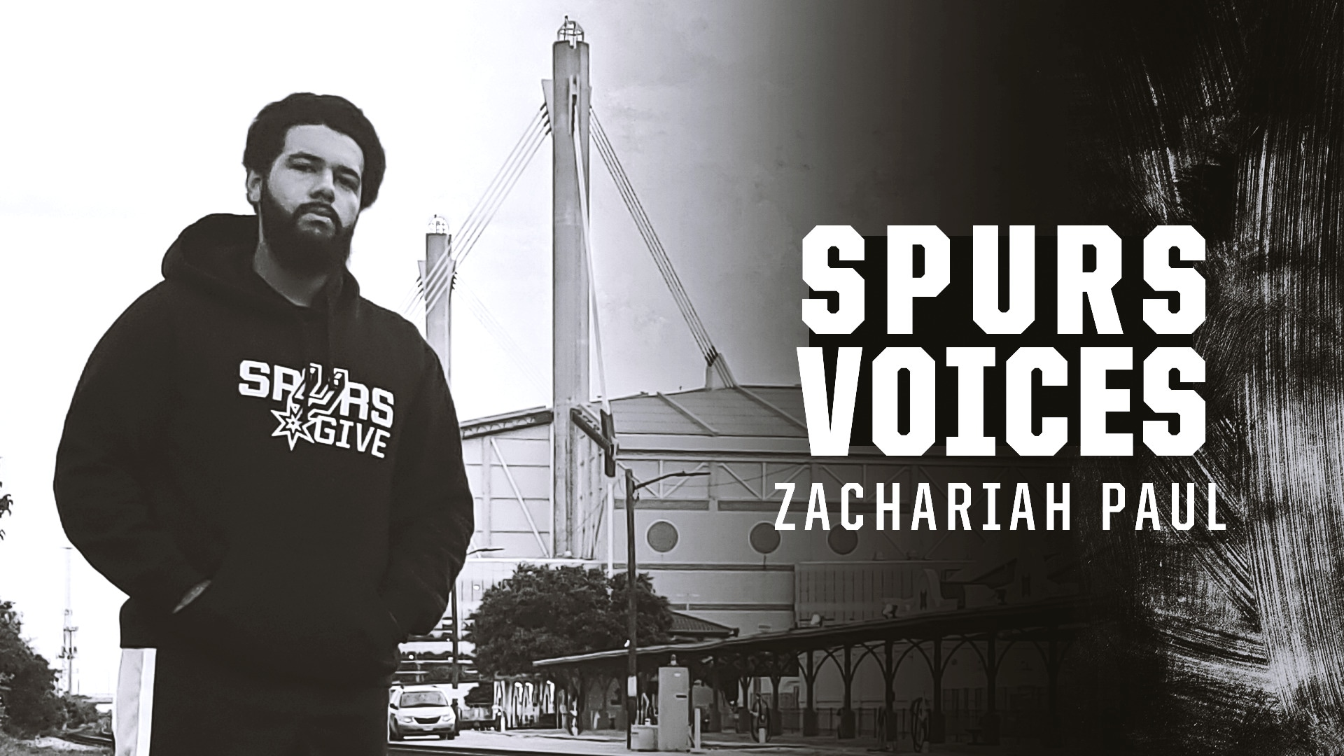 Zachariah Paul | Spurs Voices
