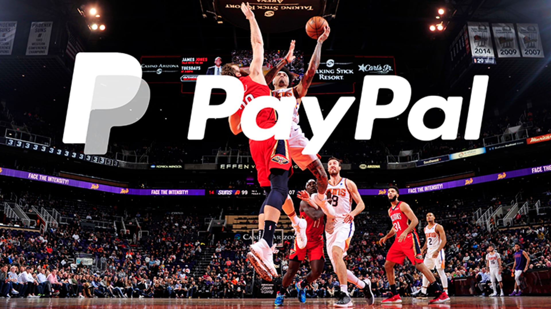 Suns vs. Pelicans PayPal Highlights 2019-20