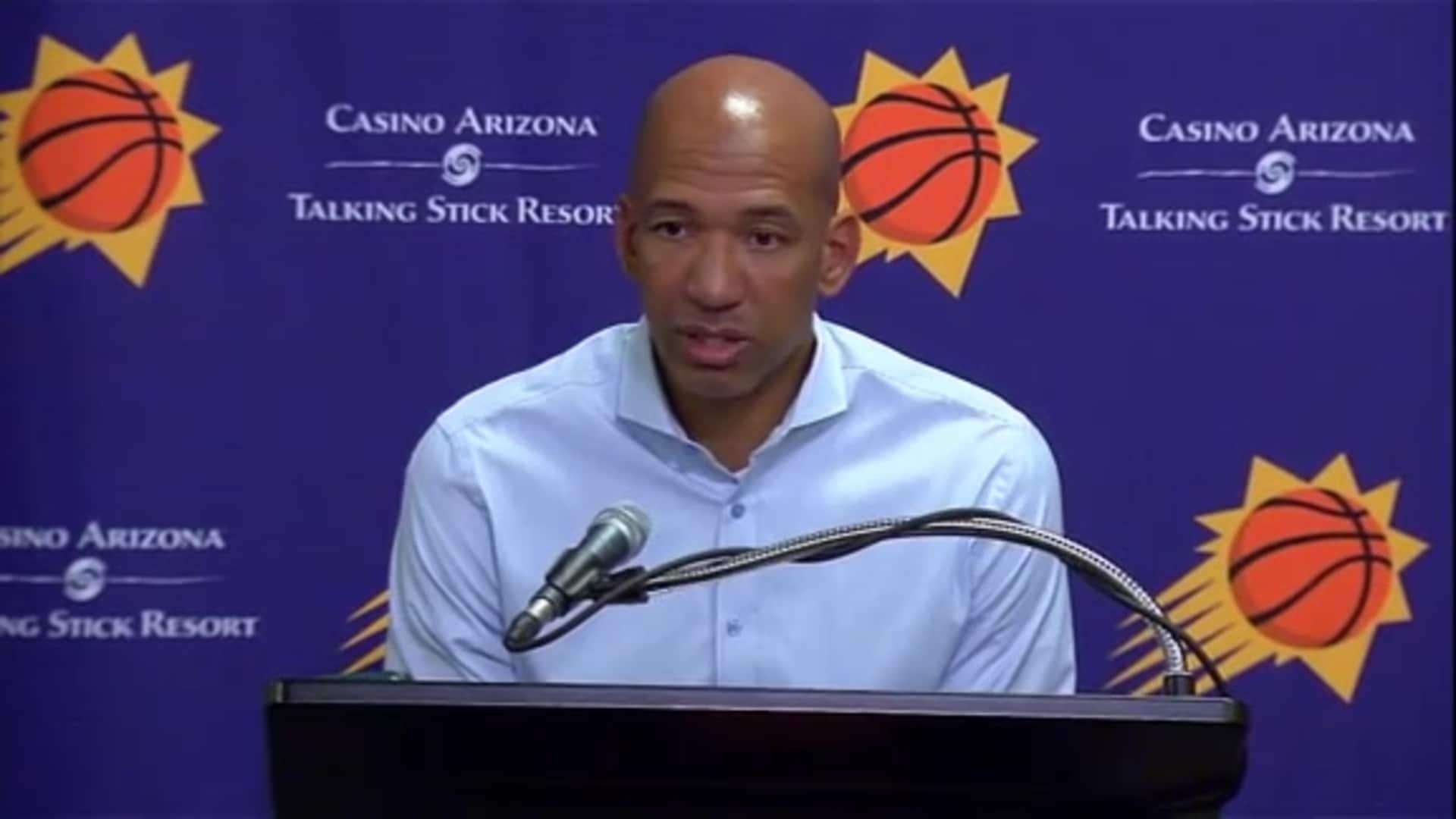 Suns Postgame Sound 12.11.19 | Coach Williams