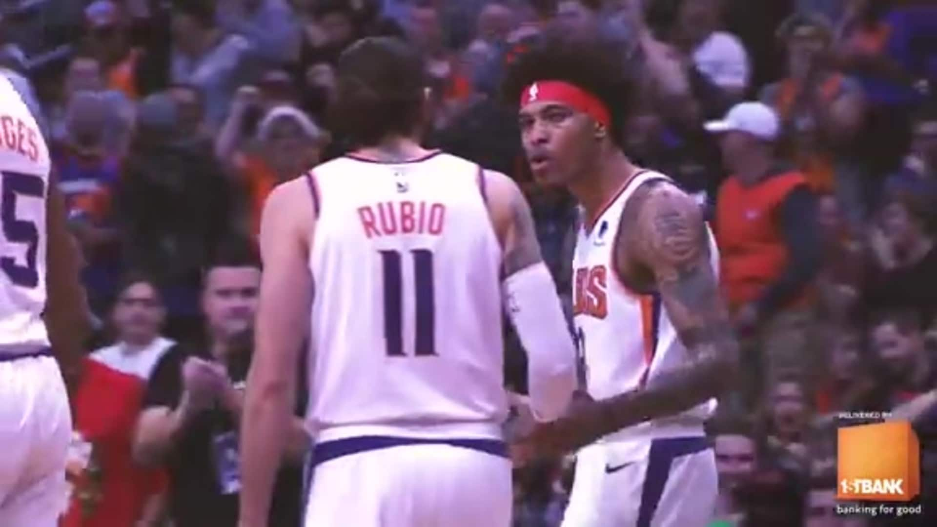 First Bank Money Drive of the Week: Oubre Jets Past Nuggets Defense