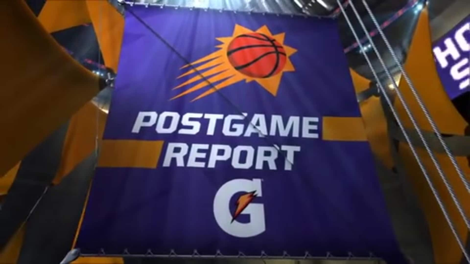 Gatorade Postgame Report: Suns vs. Kings 2019-20