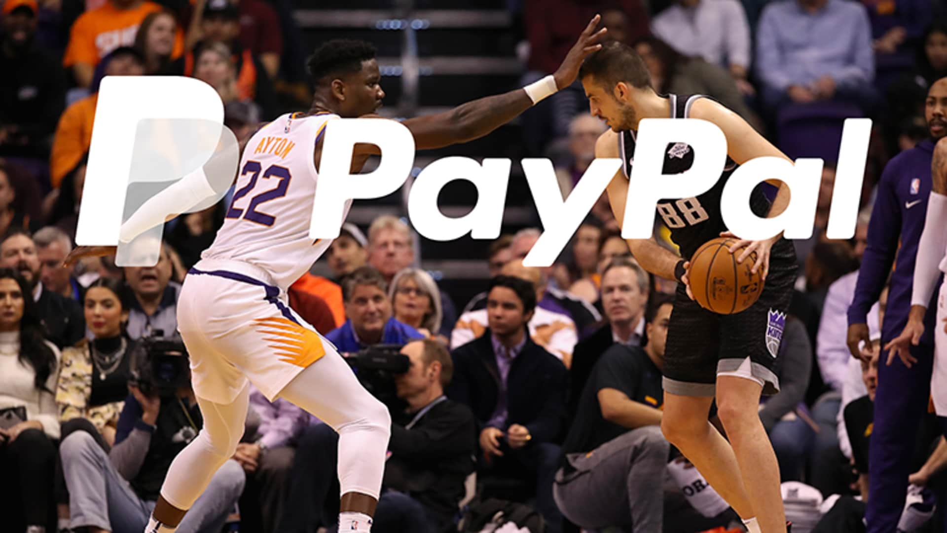 Suns PayPal Highlights | 1.10.19