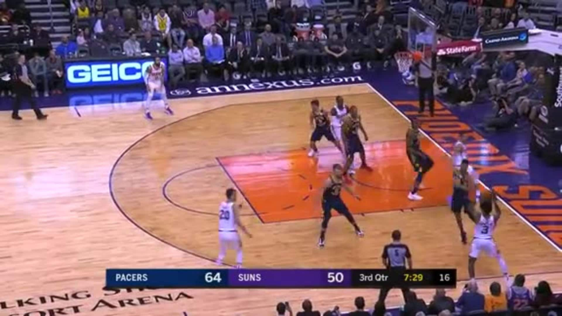 Oubre in Attack Mode