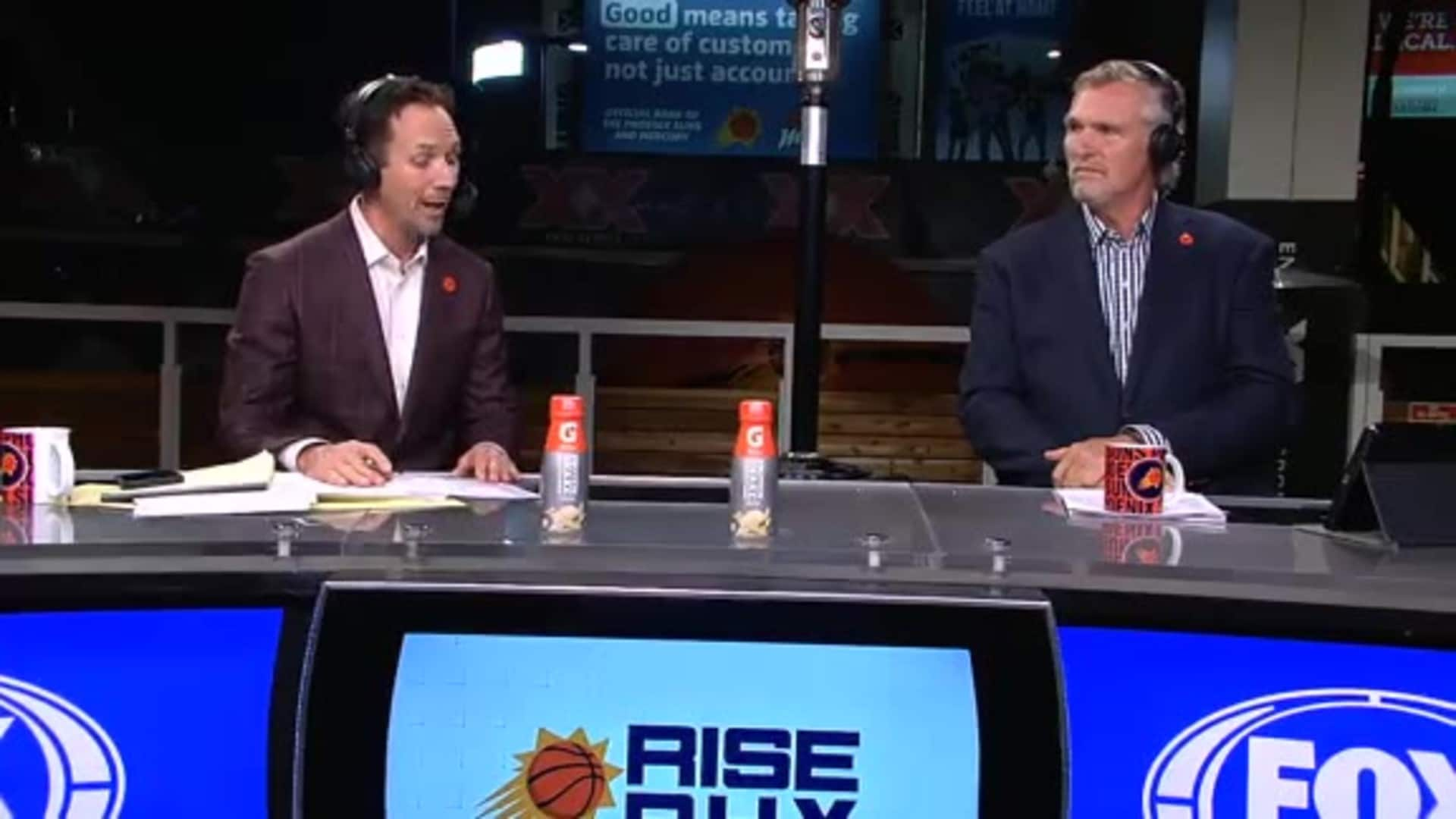 Gatorade Postgame Report: Suns vs. Pacers 2019-20