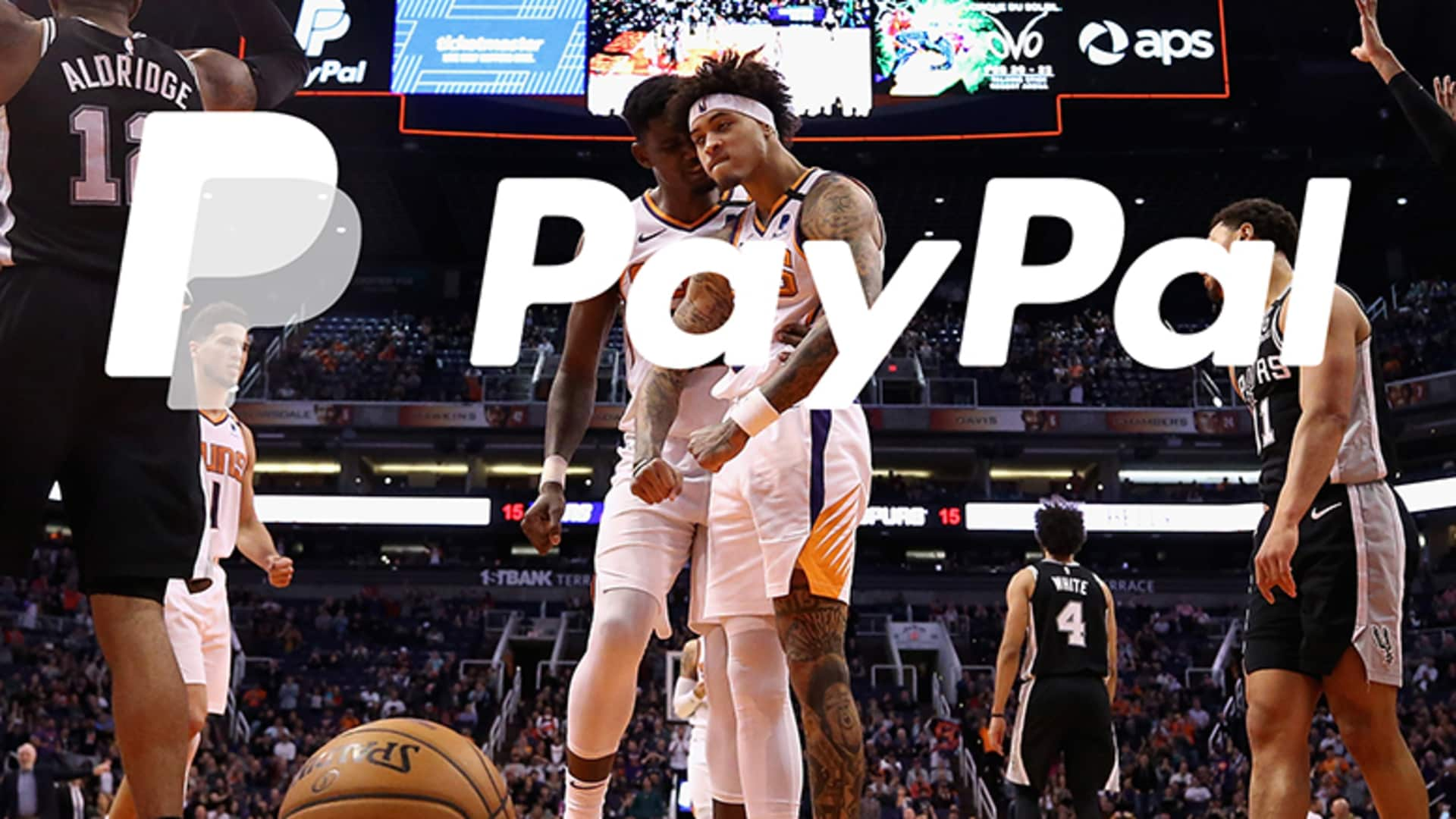 Suns PayPal Highlights | 1.24.19