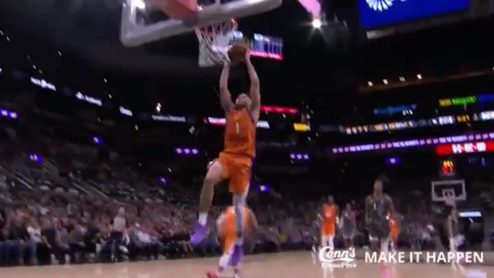 Conn's Make it Happen Play: Booker Brings it Home