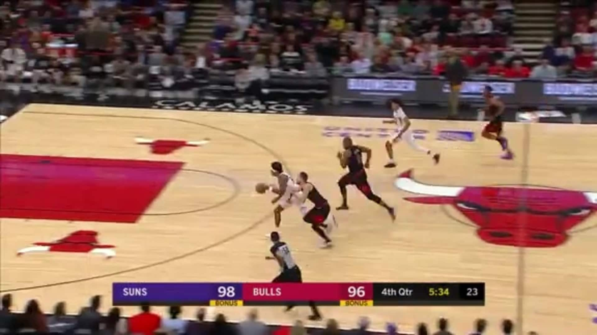 Kelly Oubre, Jr Combines Great Defense with Great Offense