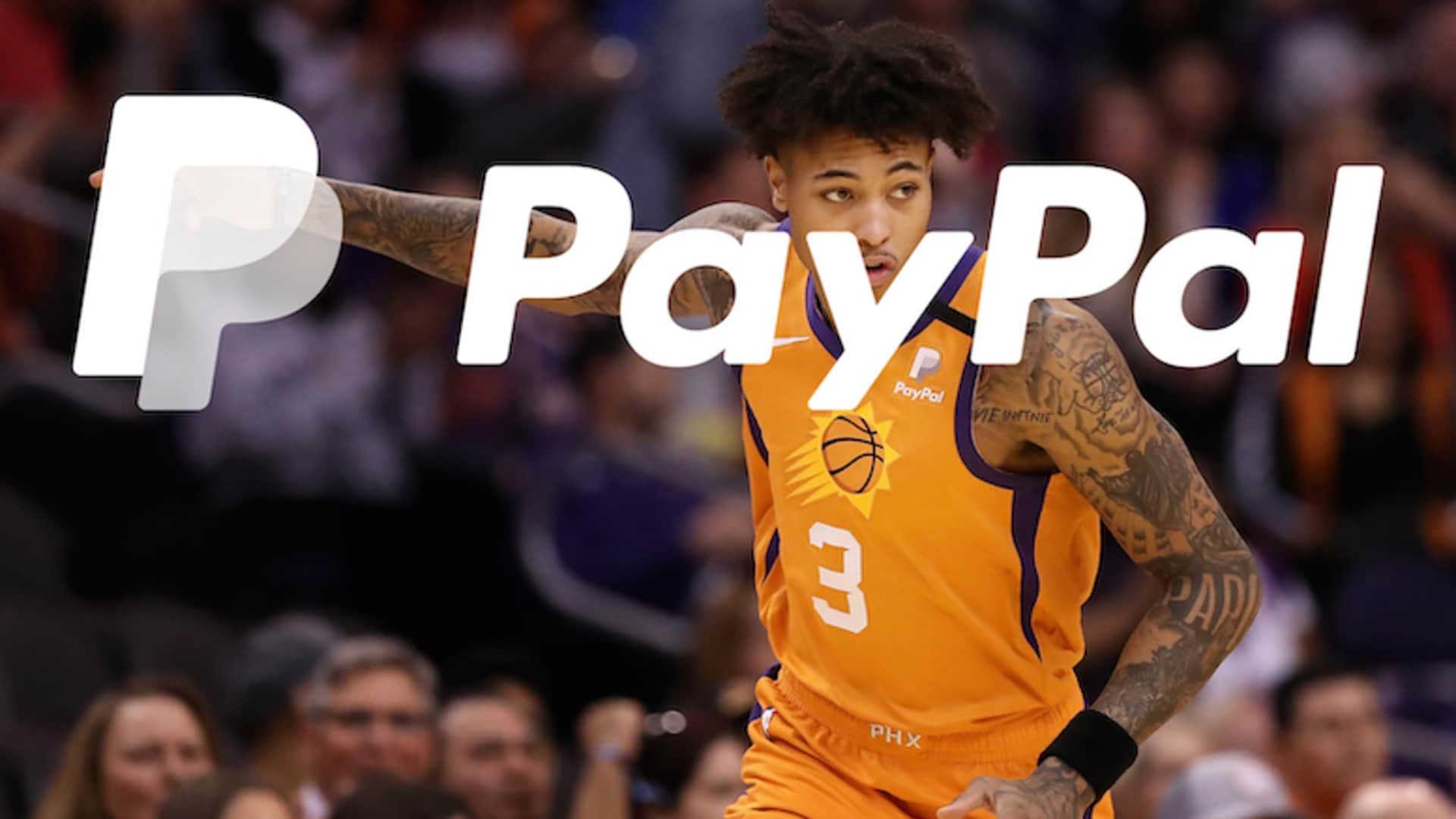 Suns PayPal Highlights | Kelly Oubre Jr.