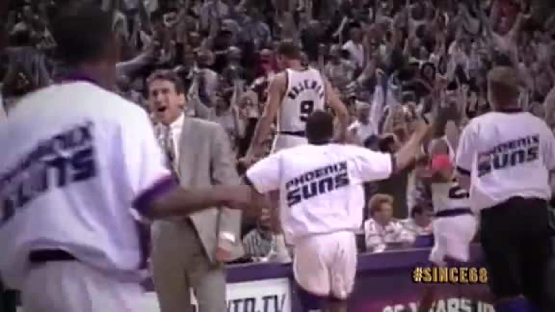 Since '68: Majerle's Buzzer-Beater vs Lakers