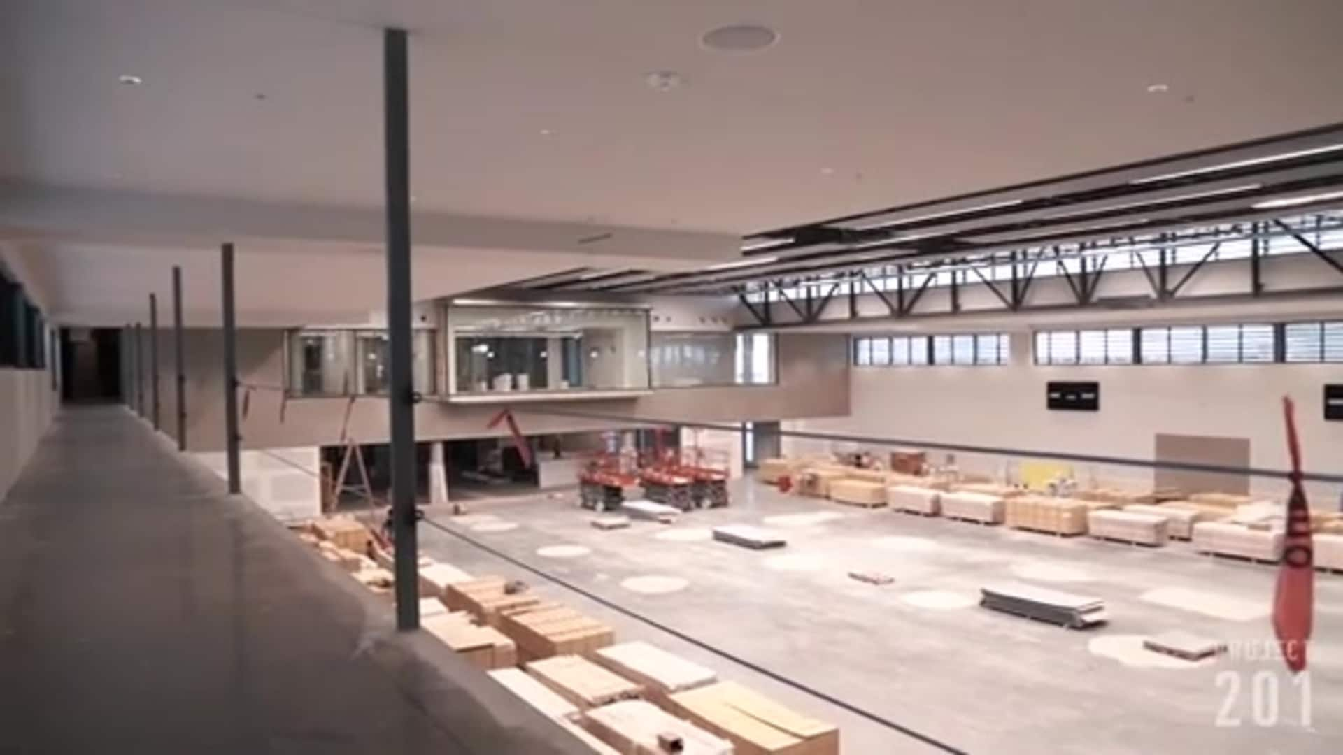 Transformation Thursday: The Performance Center Update