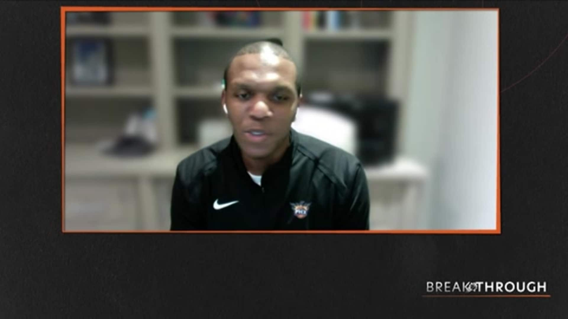 Breakthrough Livestream: James Jones on Key Traits of Suns Players
