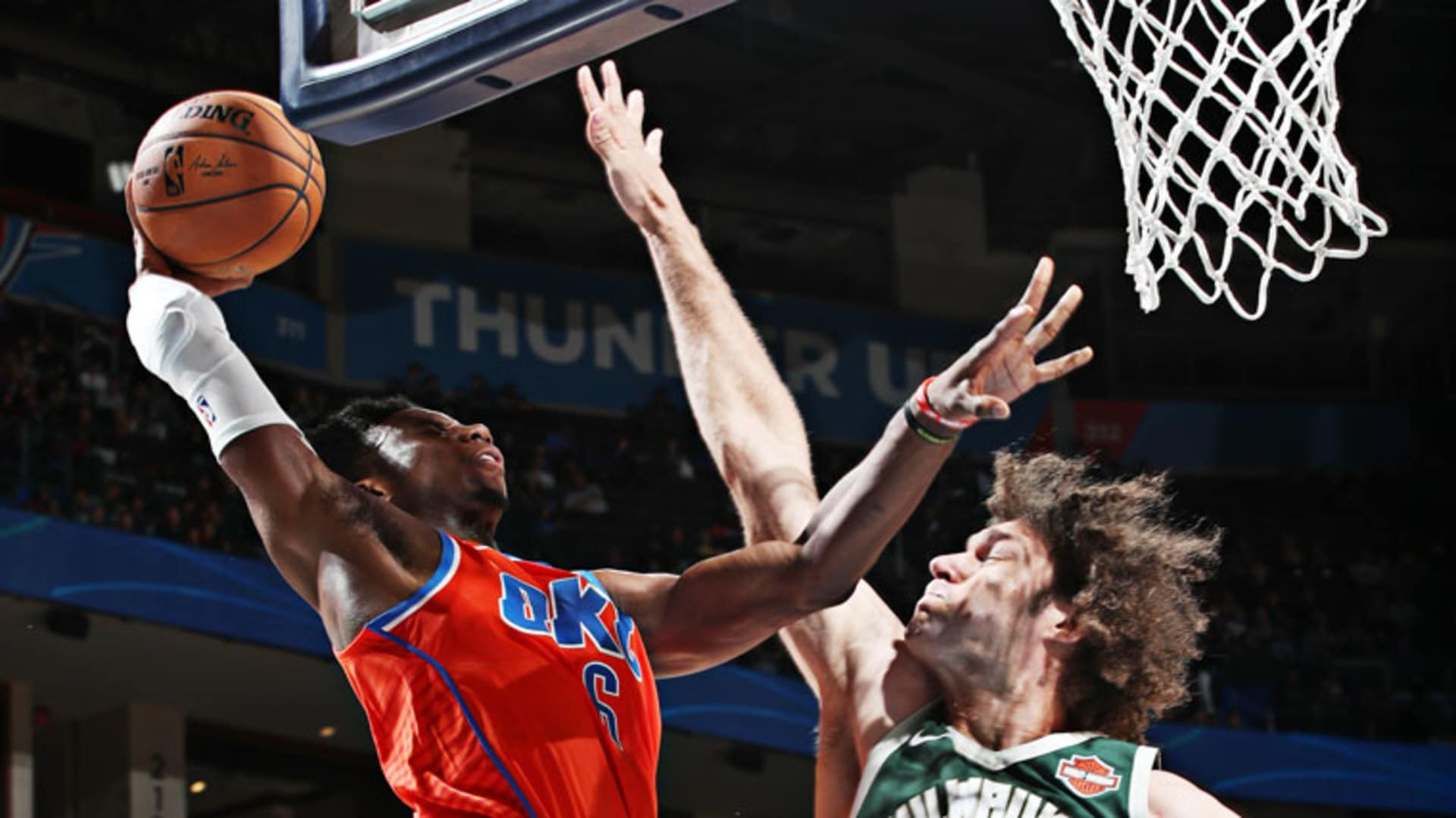 Highlights: Thunder vs. Bucks
