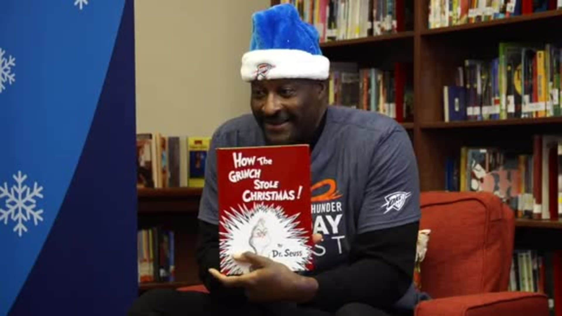 Michael Cage Reads Christmas Classic