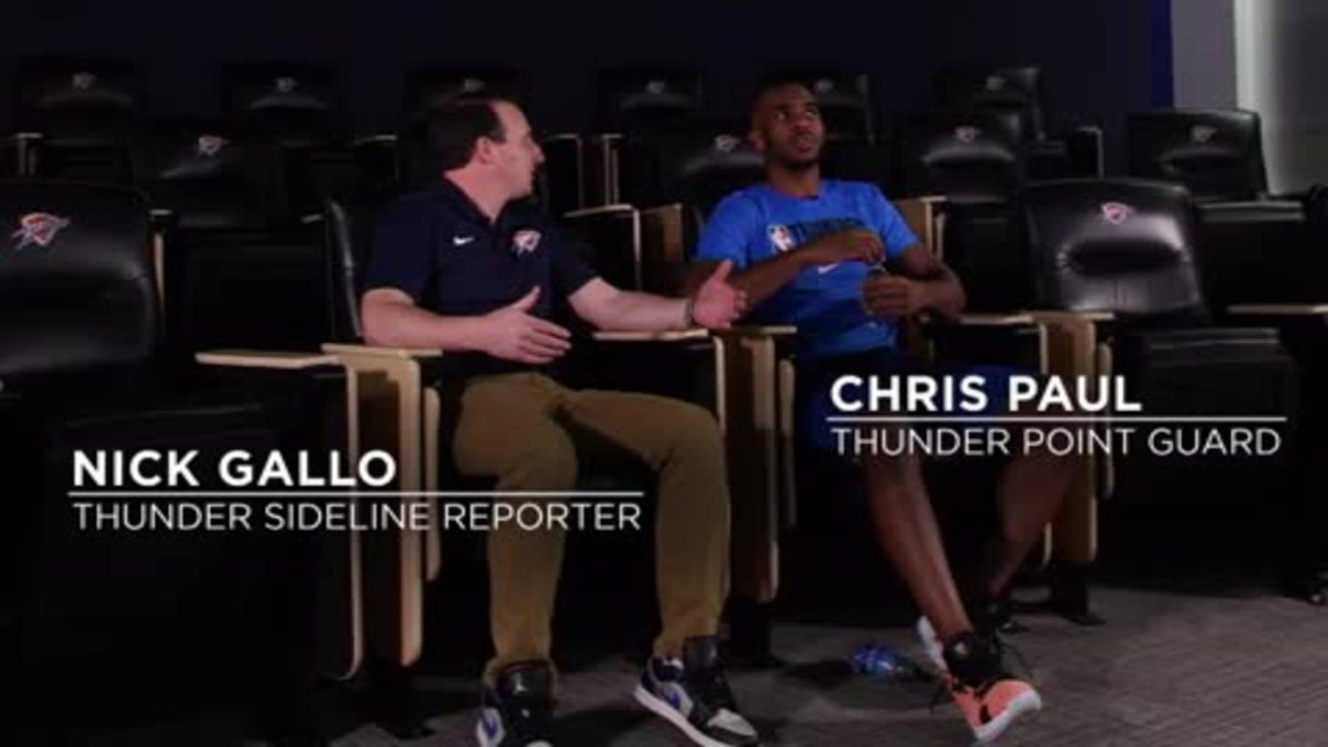The Film Room: Chris Paul