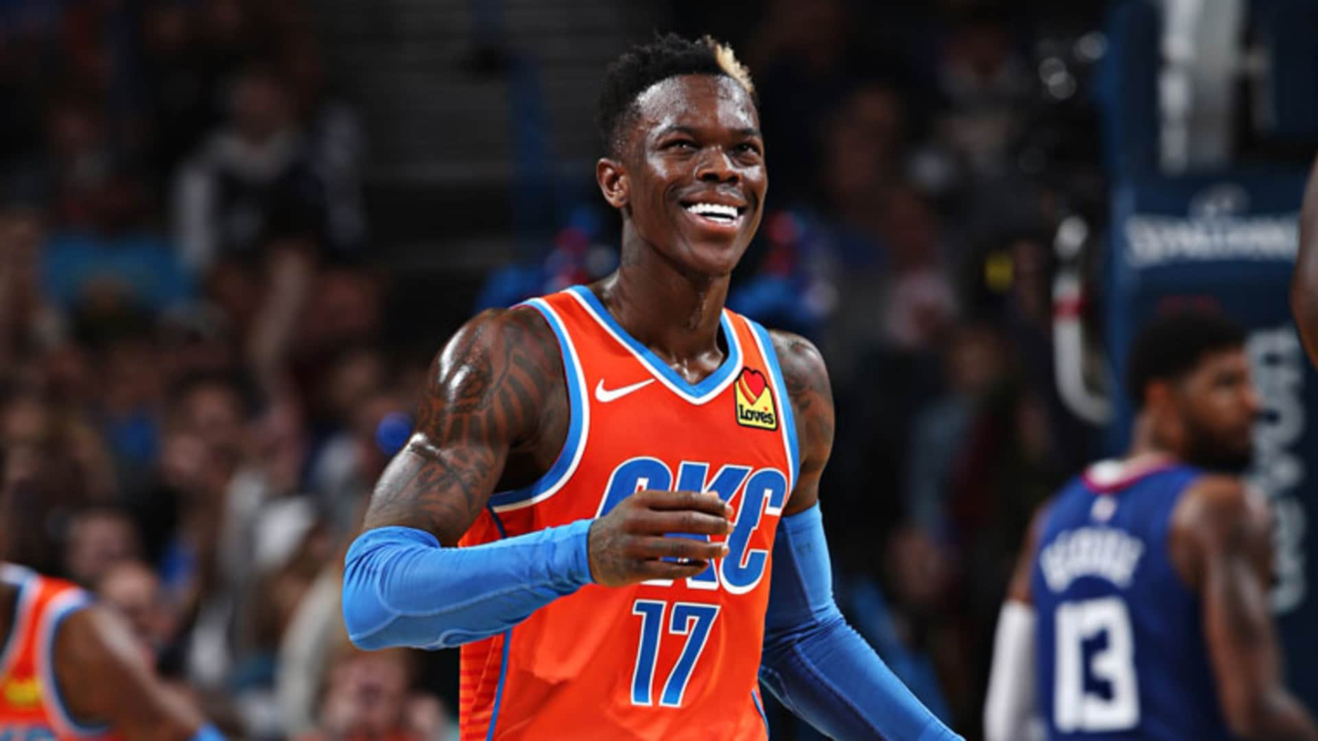 Highlights: Thunder 118, Clippers 112