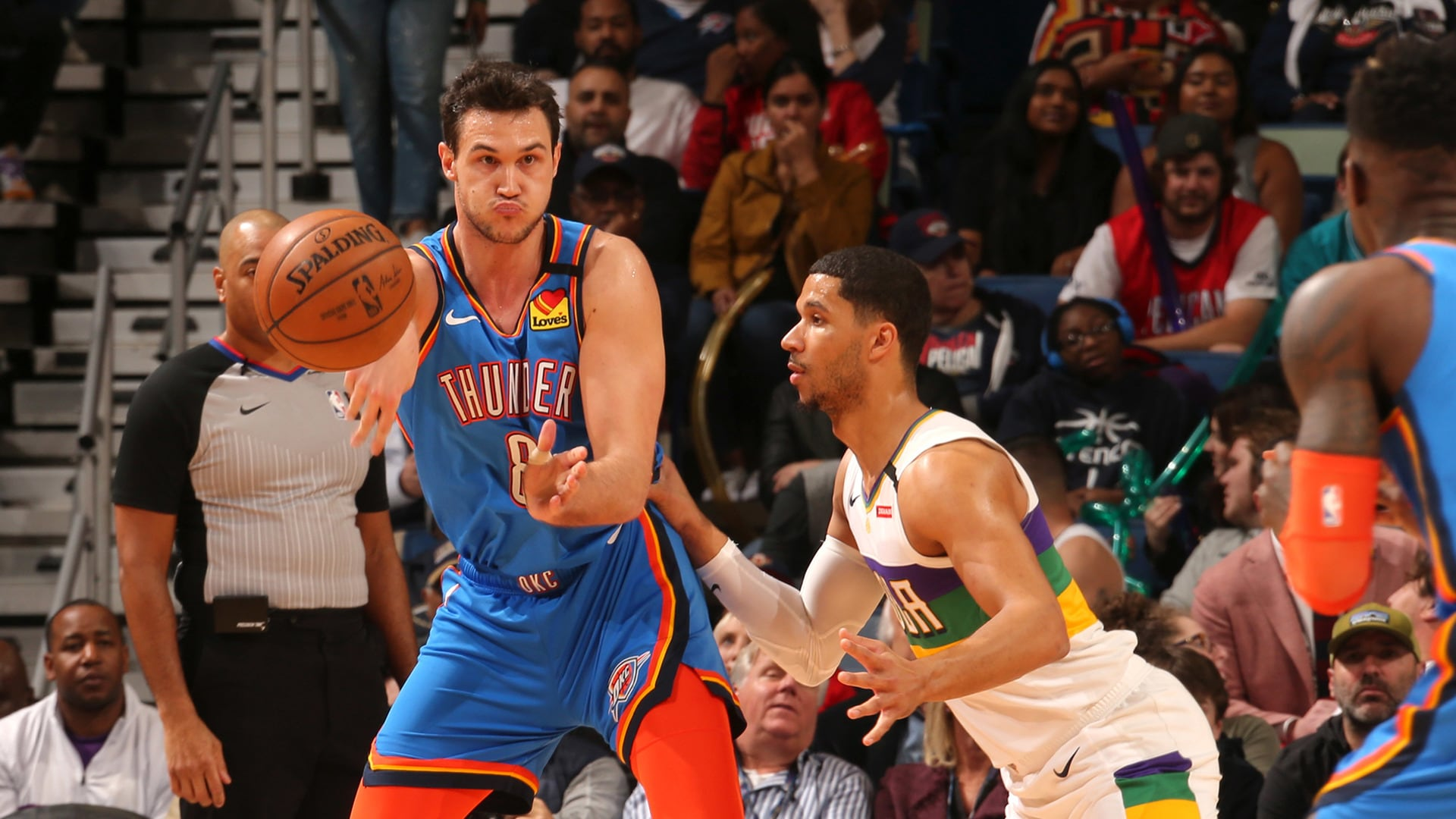 Walk-Off: Danilo Gallinari