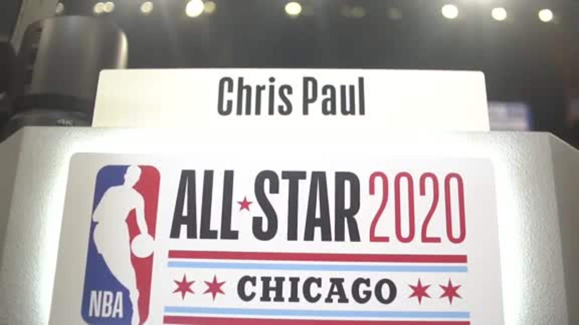 Sights and Sounds With All-Star Chris Paul