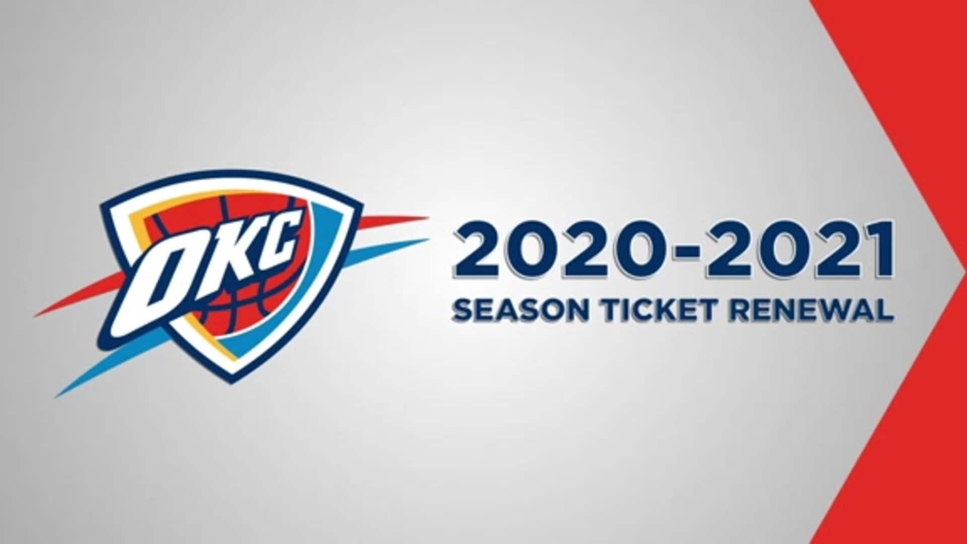 Season Ticket Renewal 2020-21