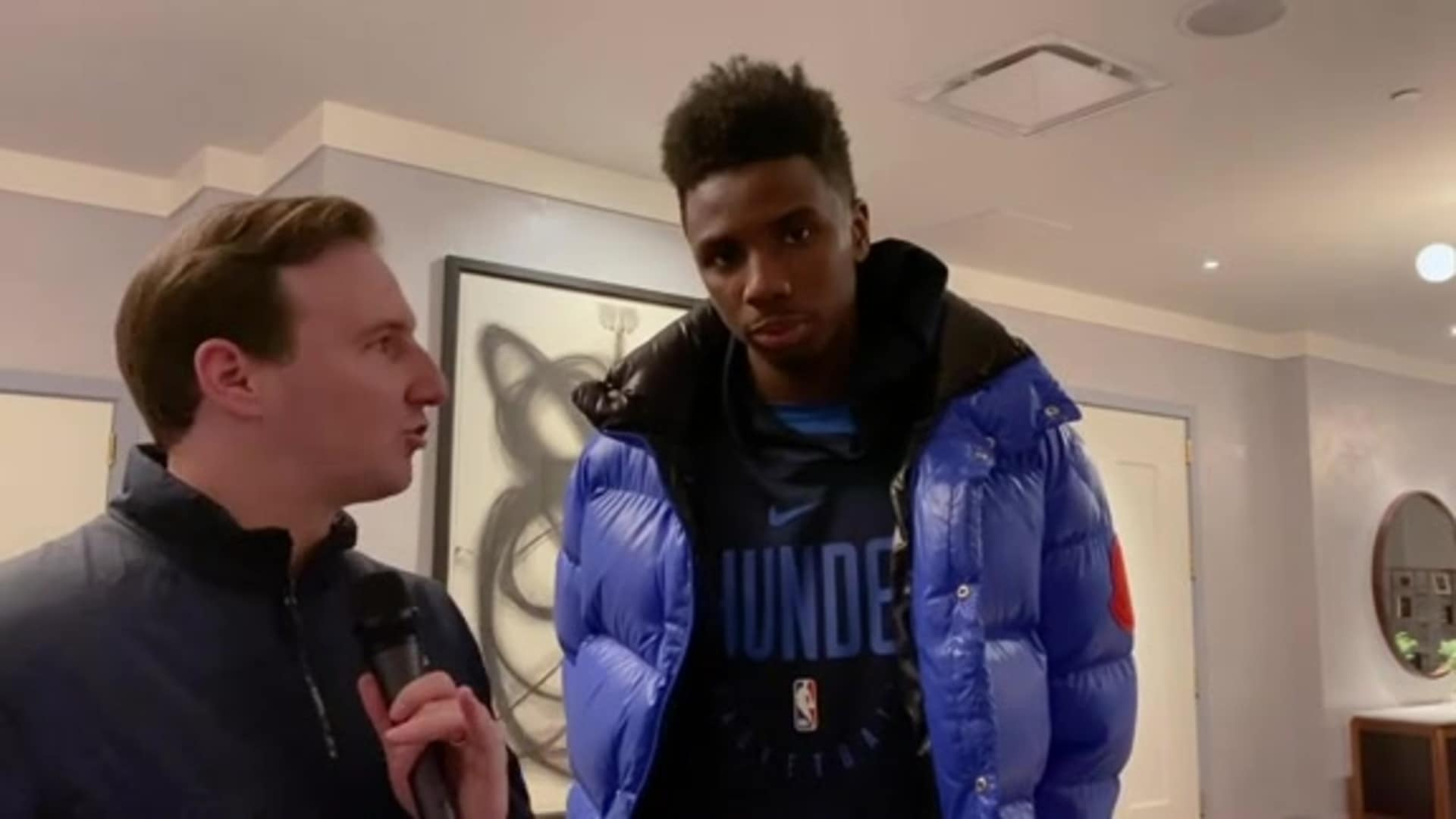 1-on-1: Hamidou Diallo - 2/28