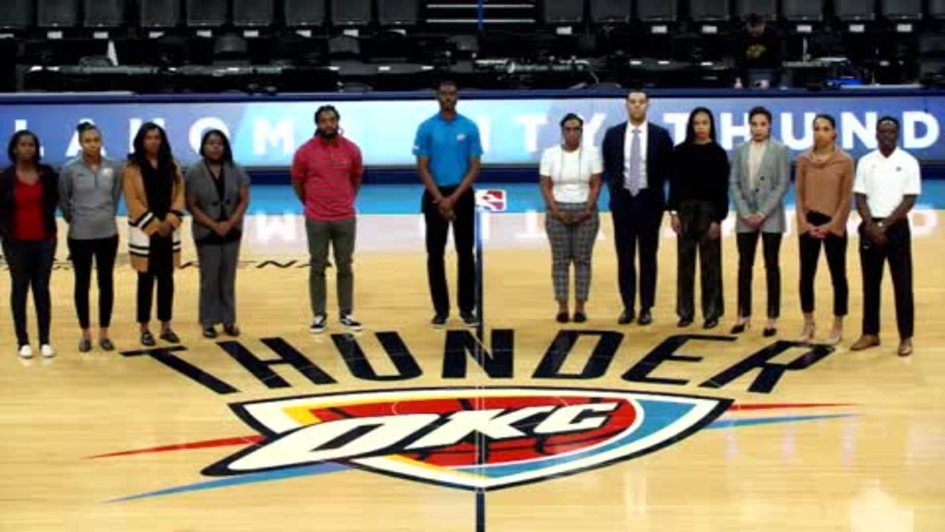 Voices From Thunder for Black History Month