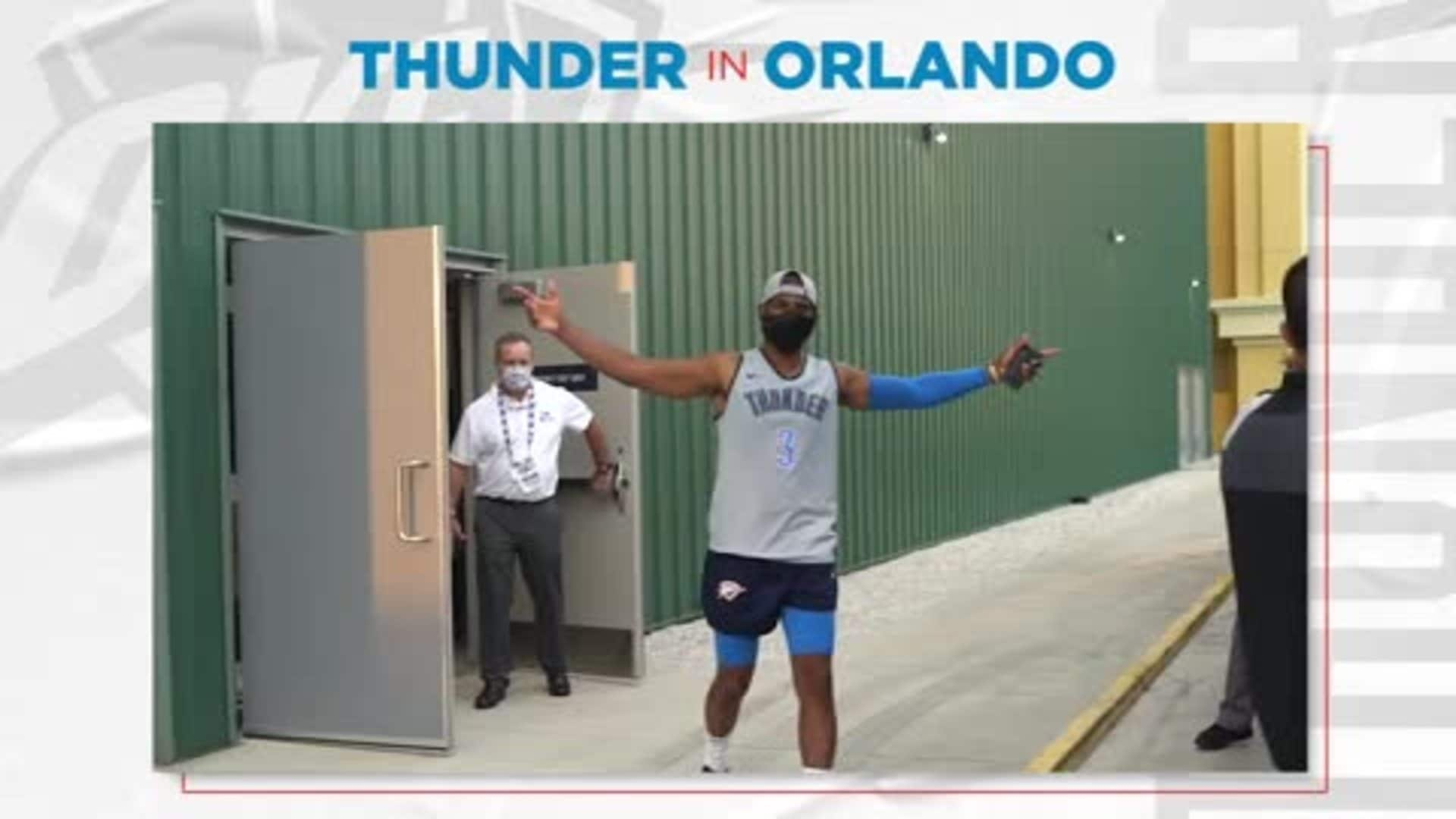Thunder Talk - Back to Work