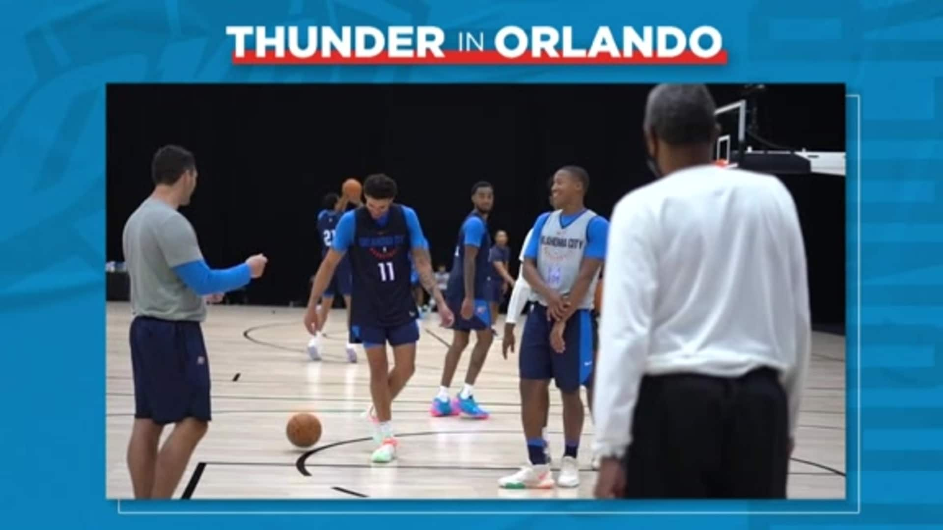 Thunder Talk – Loud, Precise Defensively