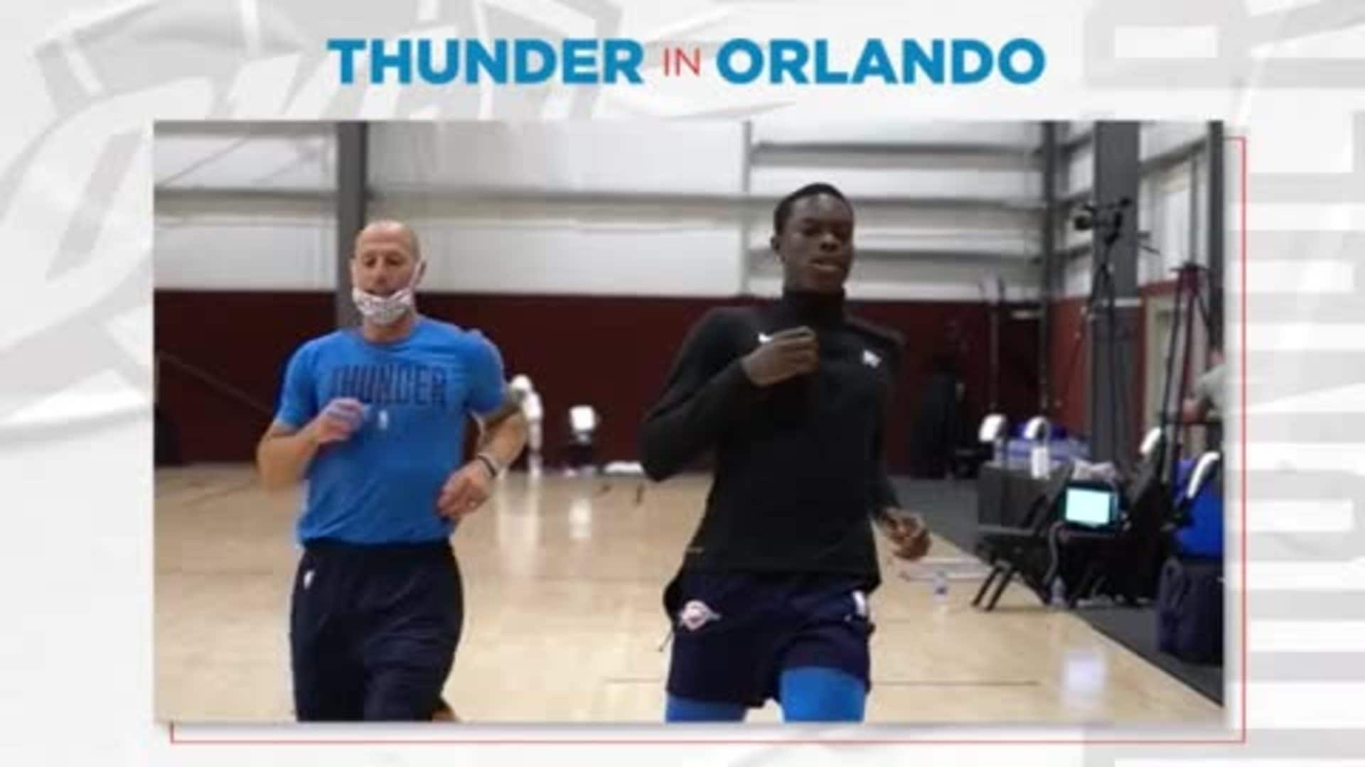 Thunder Talk - Staying Connected