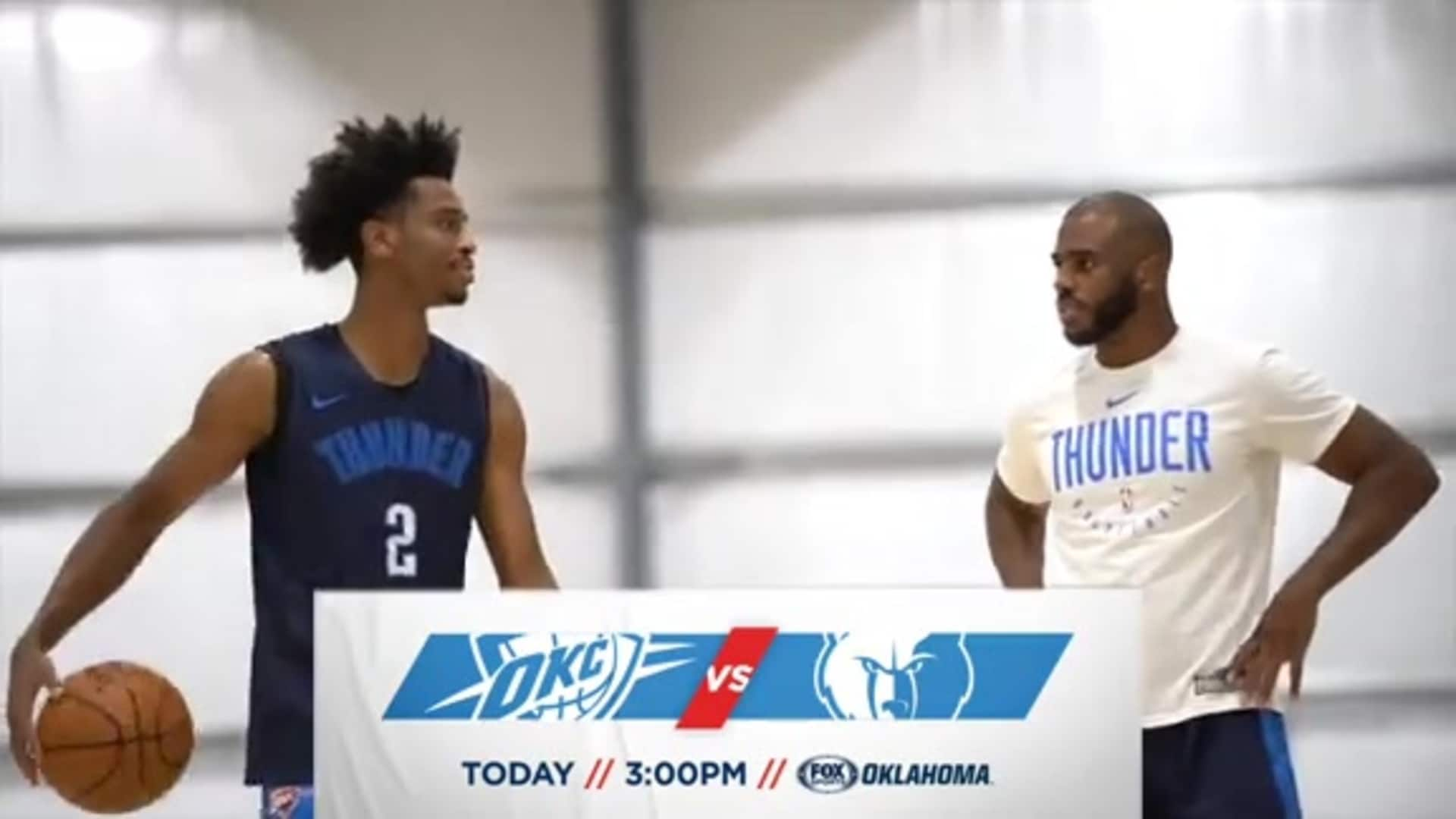 Game Day Report - 8/7 vs. Grizzlies