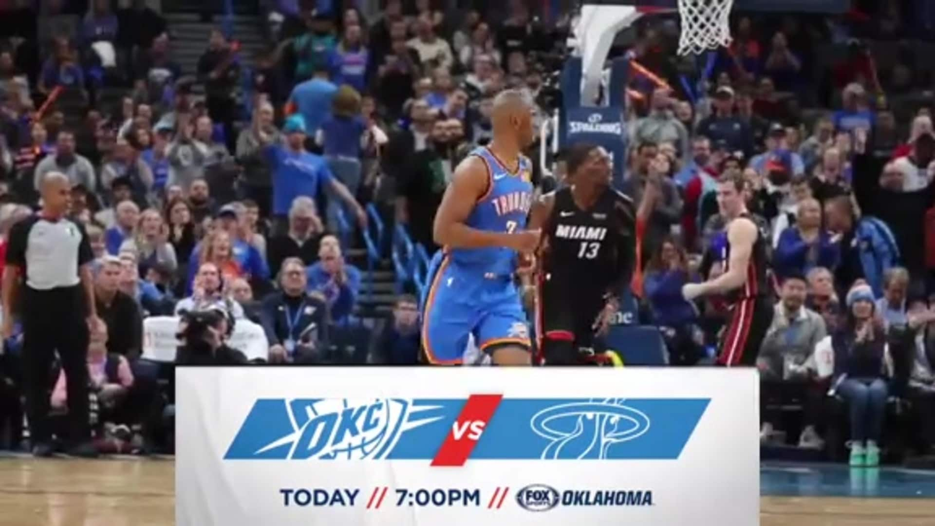 Game Day Report vs. Heat - 8/12
