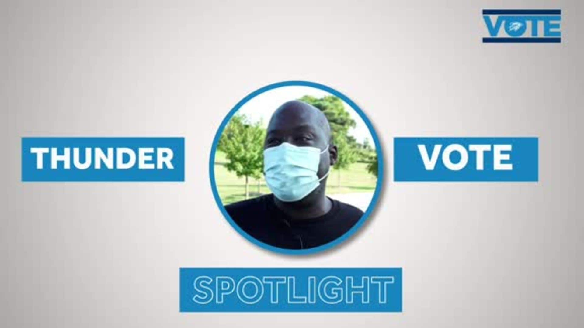 Thunder VOTE Spotlight: Voice for the Students