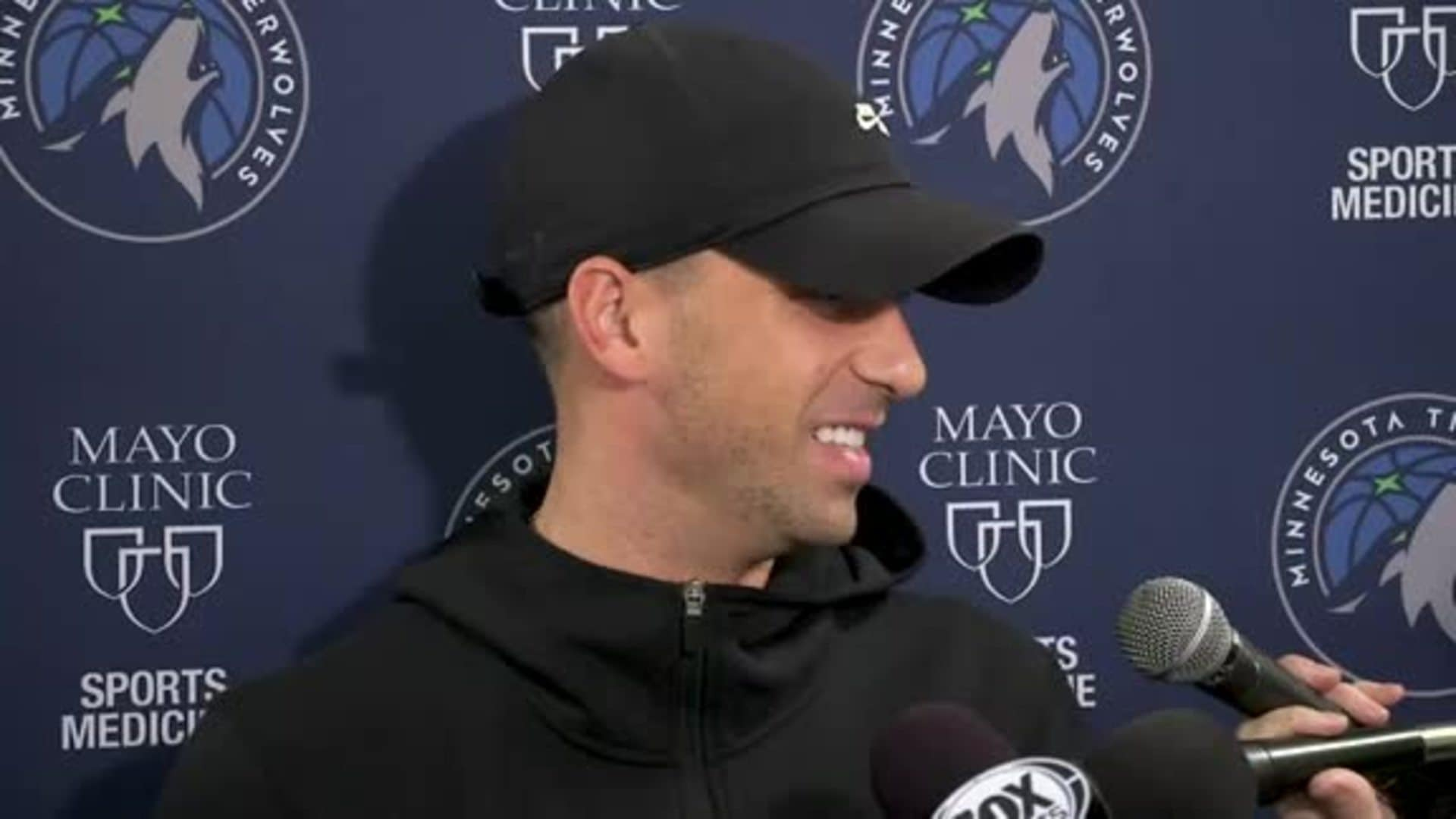 Ryan Saunders On Getting Karl-Anthony Towns Back From Suspension (11.5.19)