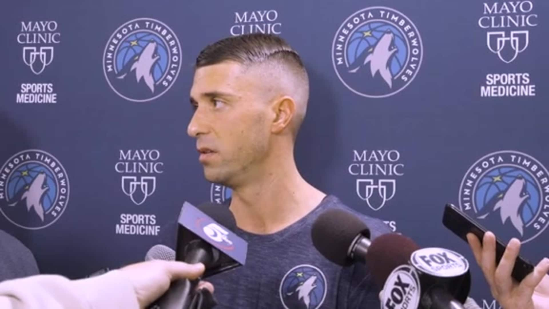Timberwolves Coach Ryan Saunders On The Team Buying In (11.14.19)